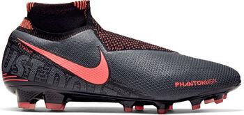 Nike Phantom VSN Elite Dynamic Fit Game Over FG Fußballschuhe Herren grau
