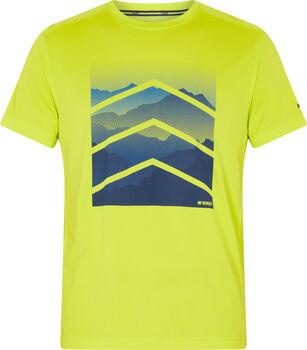 McKINLEY Rakka  T-Shirt Herren gelb