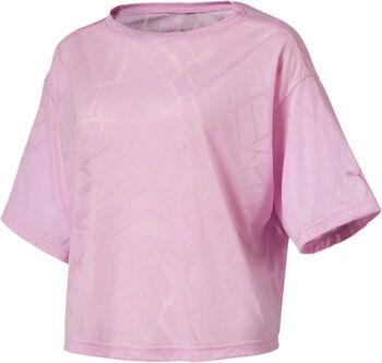 Puma Show Off Trainingsshirt Damen pink