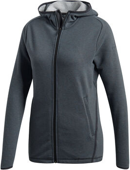 ADIDAS FreeLift Light Kapuzenjacke Damen grau