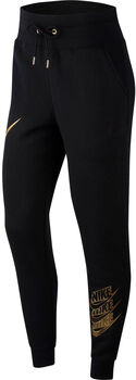 NIKE W Nsw Pant BB Shine Damen