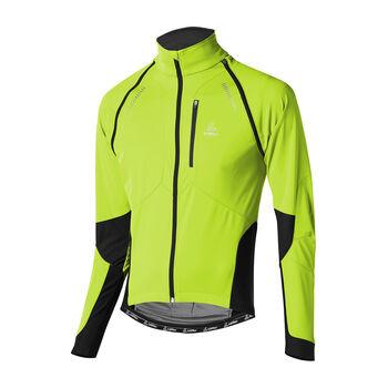 LÖFFLER San Remo Bike Zipp-Off-Jacke Herren grün