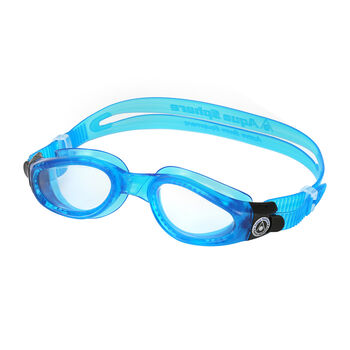 Aqua Sphere Kaiman Schwimmbrille blau