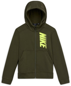 Nike  B NK Dry Flc Fz GfxKnaben Kapuzenjacke Jungen