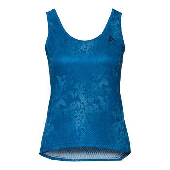 Odlo Zeroweight SUW Tanktop Damen blau