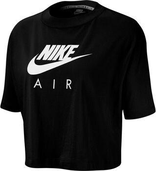 Nike Air T-Shirt Damen schwarz