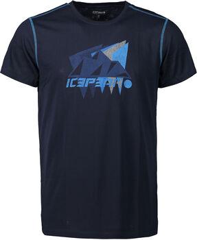 Icepeak Dickson T-Shirt  Herren blau