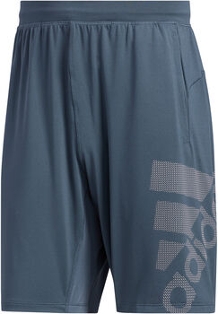adidas 4KRFT Sport Graphic Badge of Sport Shorts Herren blau