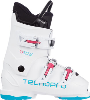 TECNOPRO G50-3 Skischuhe cremefarben