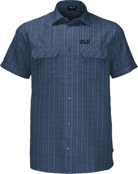 Jack Wolfskin Thompson Hemd Herren blau