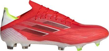 adidas X Speedflow 1 FG Nockenfußballschuhe rot