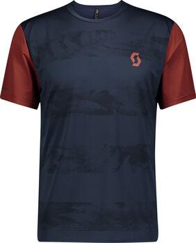 SCOTT Trail Flow T-Shirt Herren blau
