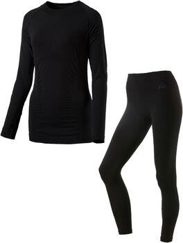 McKINLEY Yalata/Yadina Unterwäscheset Damen schwarz