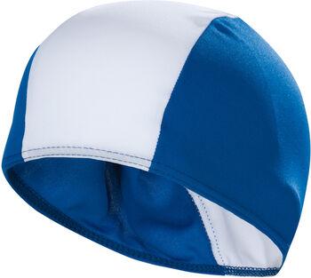 TECNOPRO Textilbadehaube Herren blau