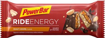 PowerBar  Ride Energy Riegel braun