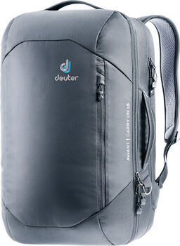 Deuter Aviant Carry On 28 Rucksack schwarz