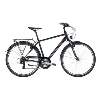 "GENESIS Touring 2.9 Trekkingbike 28"" Herren schwarz"