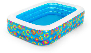 Bestway Family Pool transparent