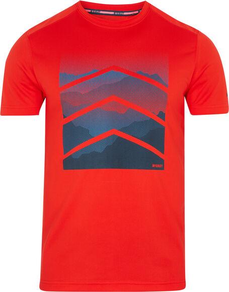 Rakka T-Shirt · rot · Herren » McKINLEY®   INTERSPORT