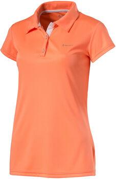 TECNOPRO DONALDA Poloshirt Damen orange