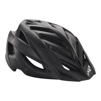 MET Terra Fahrradhelm schwarz
