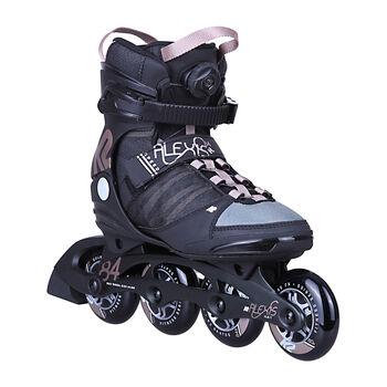 K2 Alexis 84 Speed Boa Inlineskates Damen schwarz