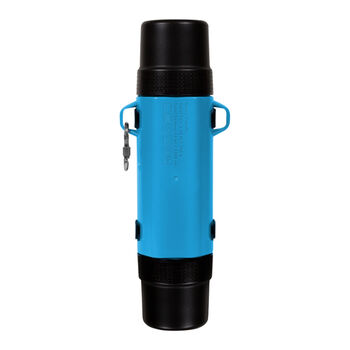 GreenTraveler Lunchbox blau