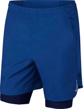 Nike  Chllgr Short 7In Laufshort Herren blau