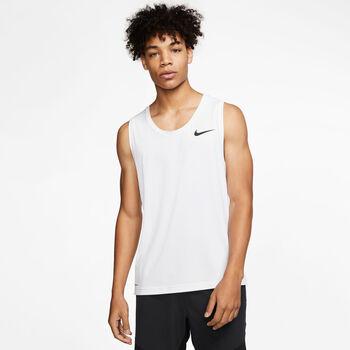 Nike Pro Tanktop Herren weiß