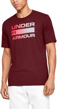 Under Armour Team Issue Wordmark T-Shirt Herren rot