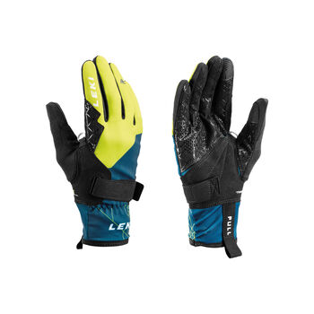 Leki Handschuh Tour Guide V Glove rot