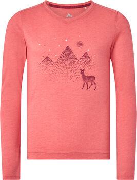 McKINLEY Borra Langarmshirt Mädchen pink