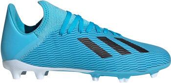 adidas X 19.3 FG Fußballschuhe blau