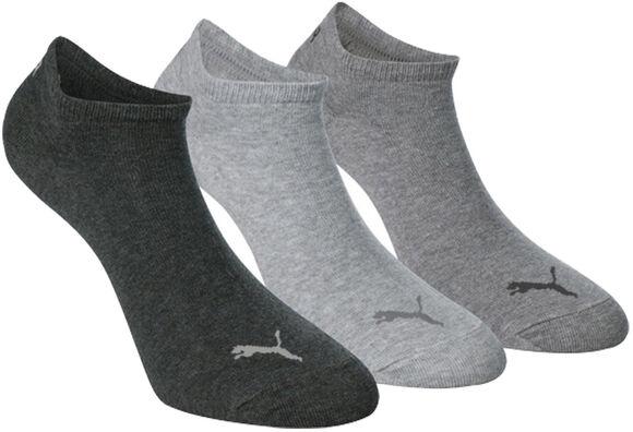Invisible 3er-Pack Socken