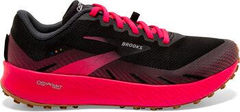 Brooks Catamount Laufschuhe Damen schwarz