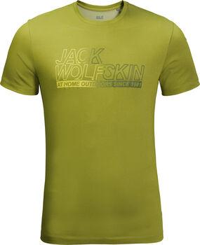 Jack Wolfskin Ocean T T-Shirt Herren grün