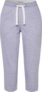 Roadsign Sweatcapri Damen grau
