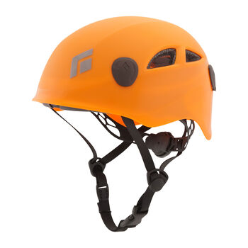 Black Diamond Half Dome Kletterhelm Herren orange