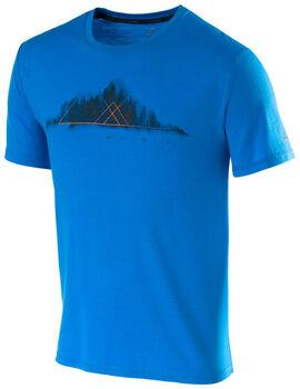 McKINLEY M-Tec Rokko T-Shirt Herren blau
