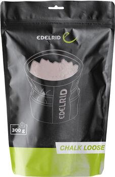 Edelrid Chalk Loose Magnesium weiß