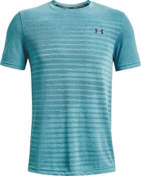Under Armour Seamless Fade T-Shirt Herren blau