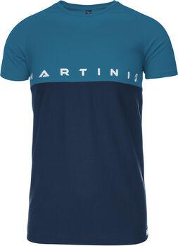 MARTINI Fusion T-Shirt Herren blau