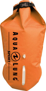 Aqua Lung Idry Bag  aufblasbare Trockentasche orange