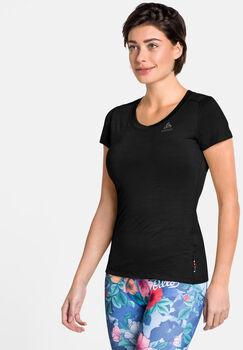Odlo Natural + Light T-Shirt Damen schwarz