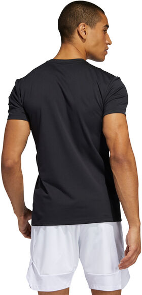 AEROREADY 3-Streifen Cold-Weather T-Shirt