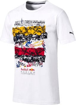 Puma RBR Street T-Shirt Herren weiß
