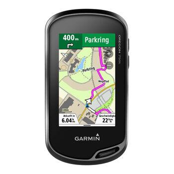 Garmin Oregon 750T Navigationsgerät schwarz