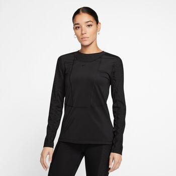 Nike Pro Warm Langarmshirt Damen
