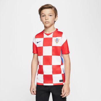 Nike Kroatien 20/21 Heimtrikot weiß
