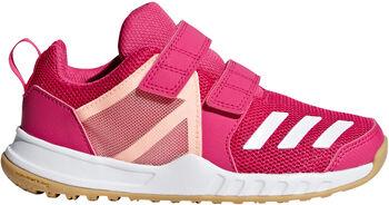ADIDAS FortaGym CF K Trainingsschuhe pink